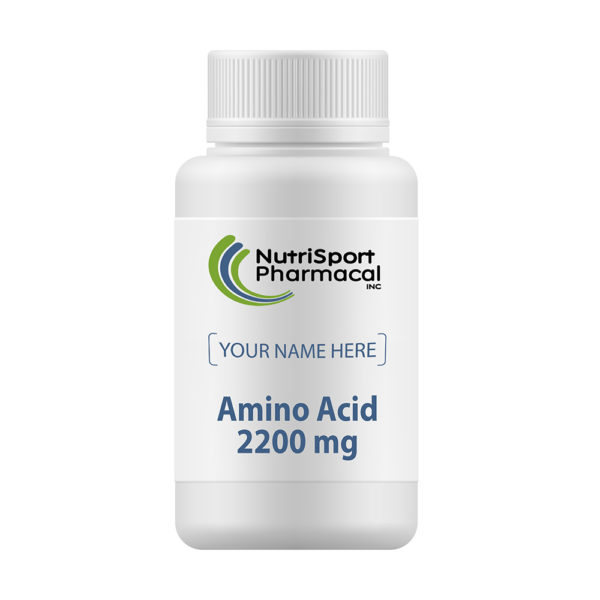 Amino Acid 2200 Mg Supplements