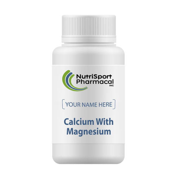 Calcium With Magnesium Mineral Supplements