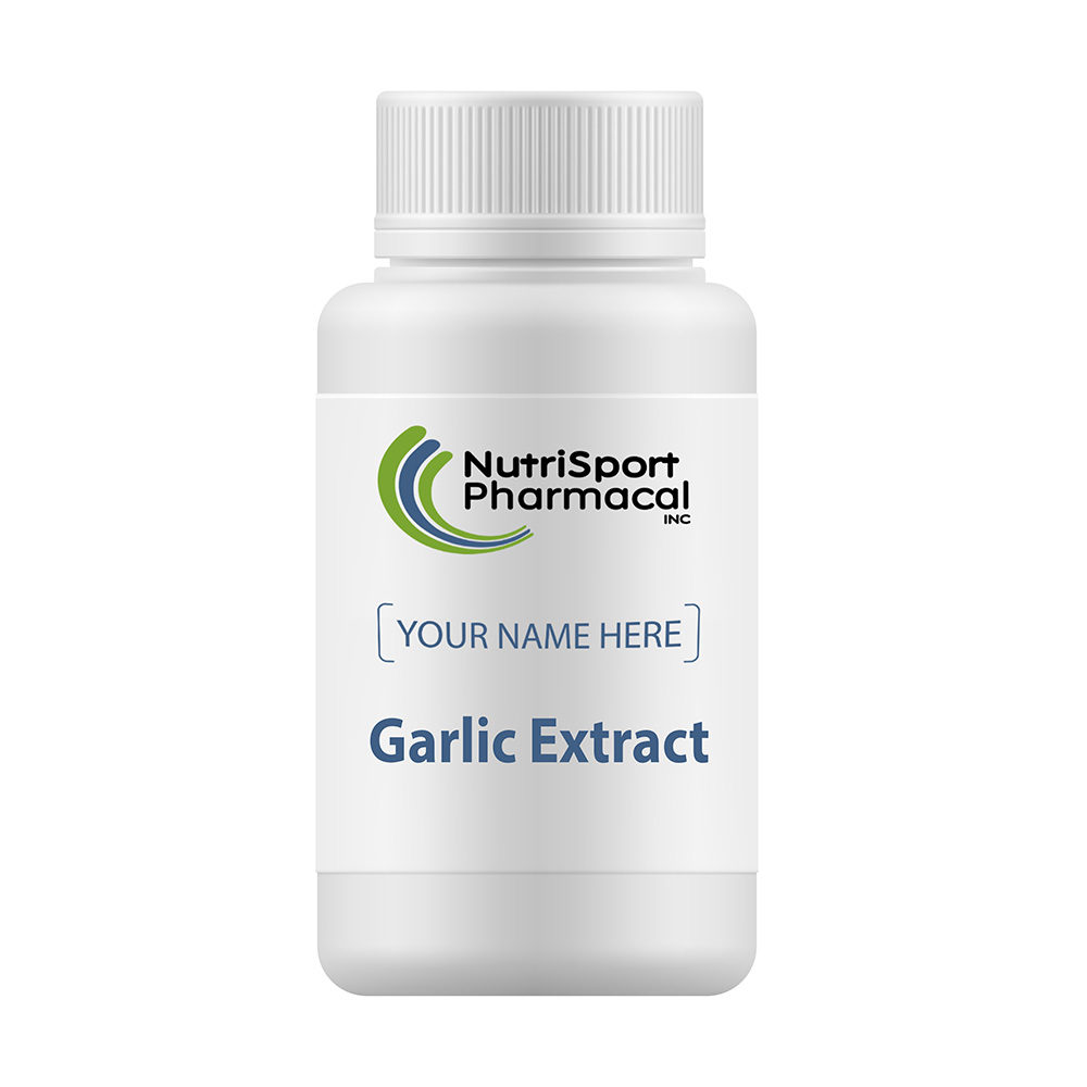 Garlic Extract Herbs Supplement