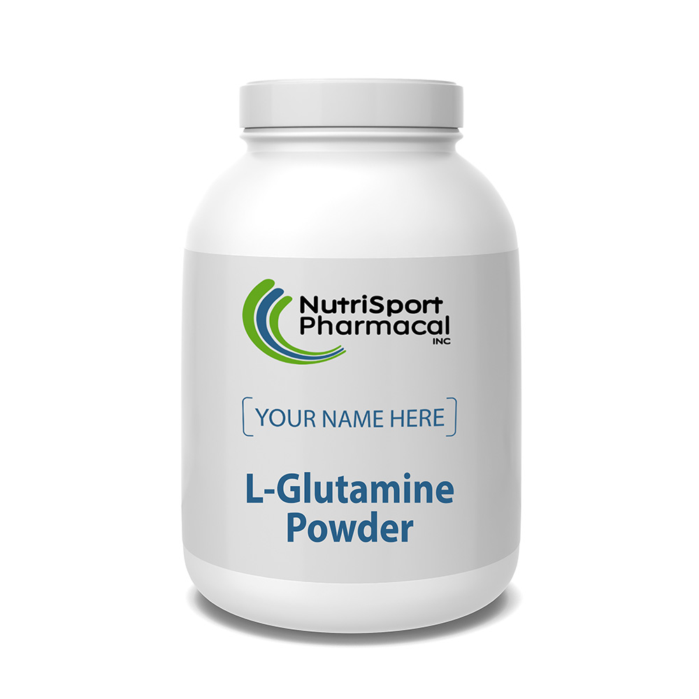 L-Glutamine Powder - Amino Acid Supplements