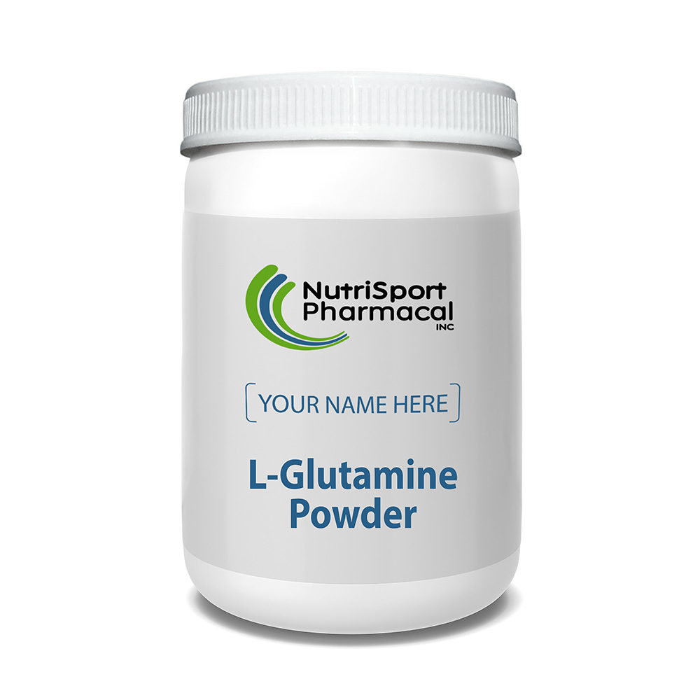 L-Glutamine 1000 Mg Amino Acid Supplement