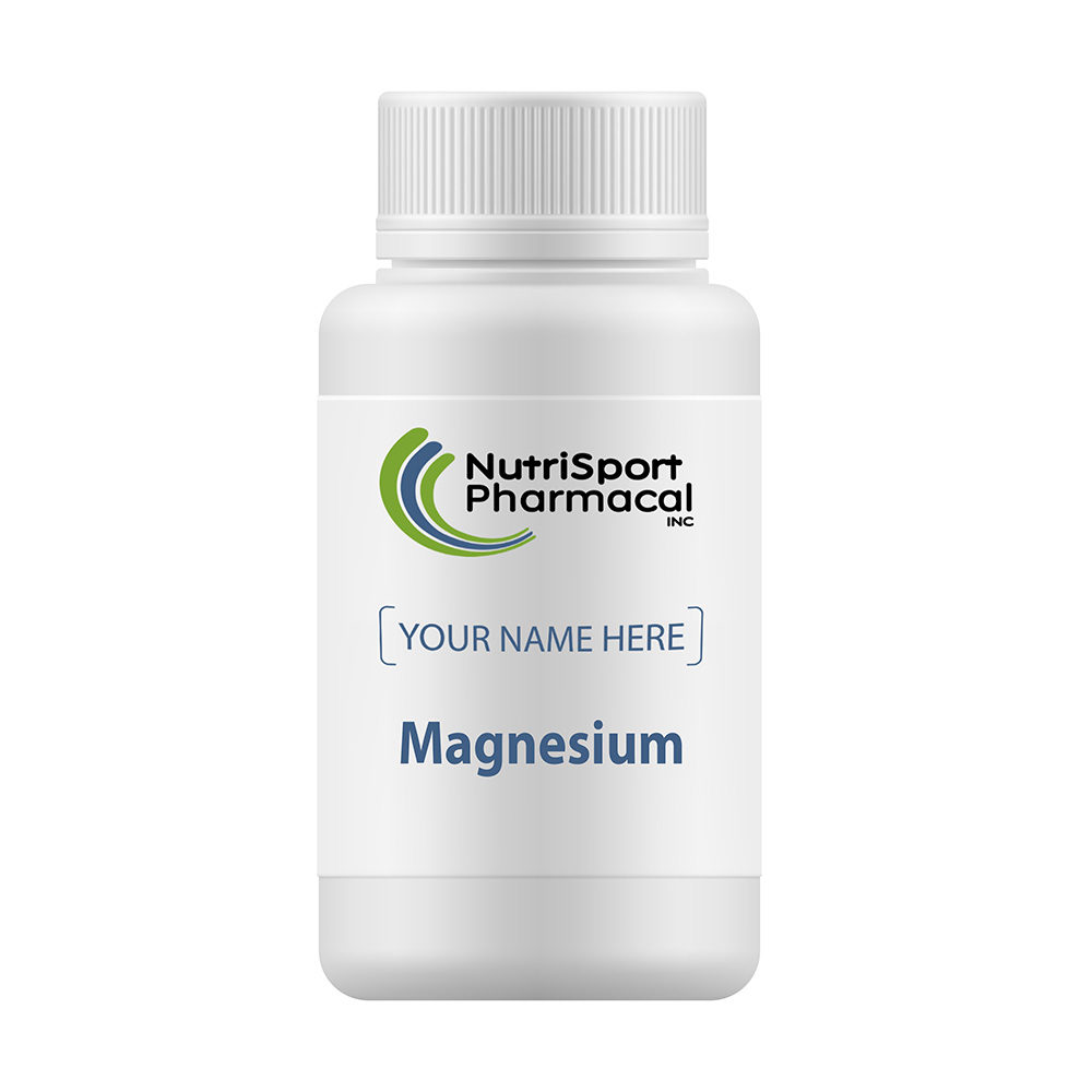 Magnesium Mineral Supplements
