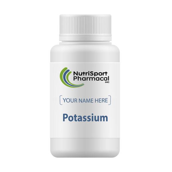 Potassium Mineral Supplements