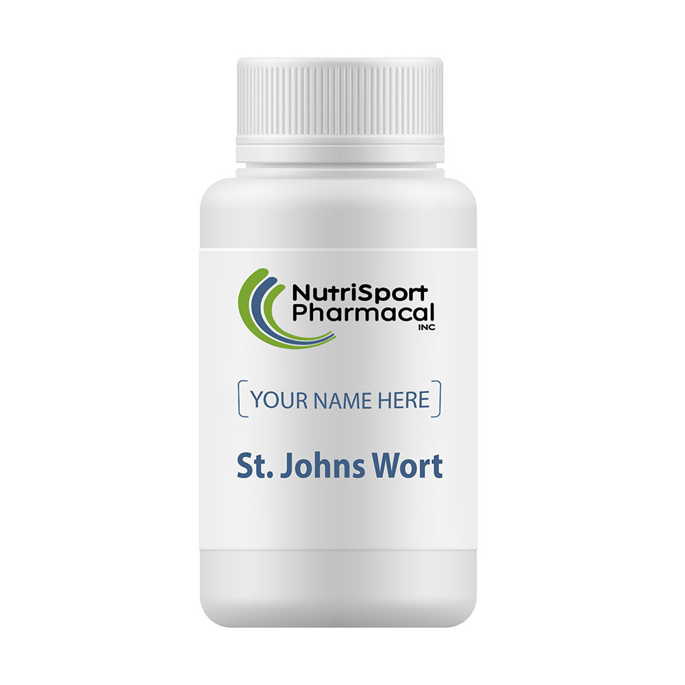 St. Johns Wort Herbs Supplement
