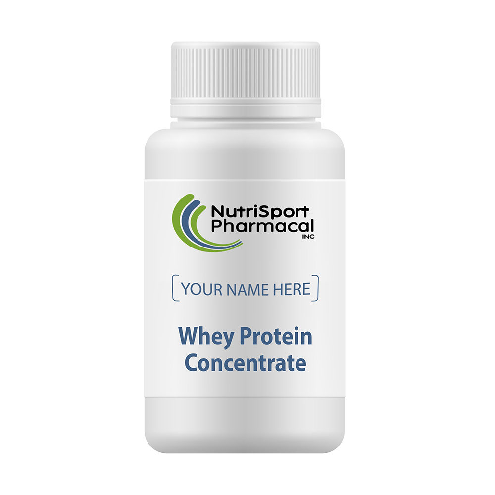 Whey Protein Concentrate Sports Nutrition Supplements