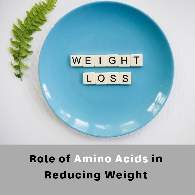 Amino Acid – Weight loss capsule