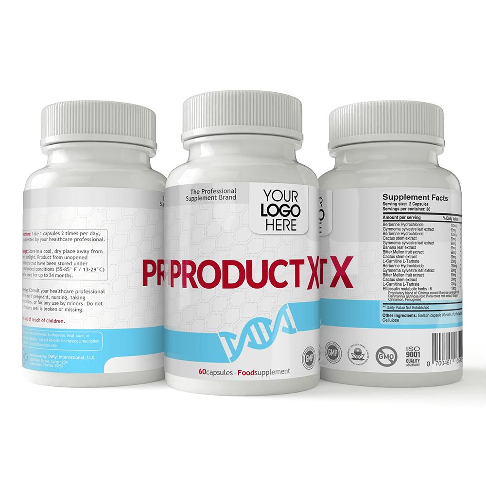 Private logo supplements manufacturer