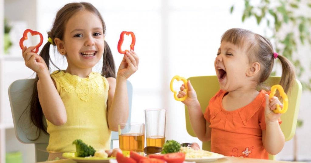 Importance Of Childhood Nutrition | Custom Vitamins And Supplements