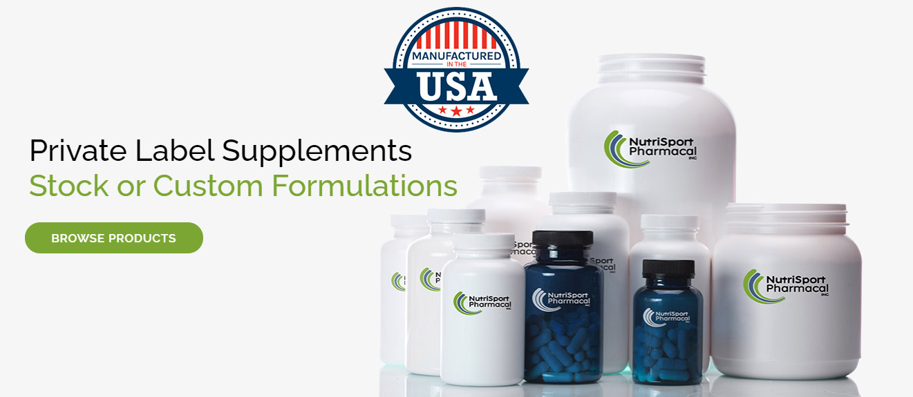 Private Label Nutritional Supplement Manufacturer - Cover